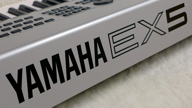Yamaha EX5 Silver by deepsonic 02.01.2018