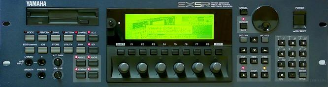 Yamaha EX5R by deep!sonic August 2008