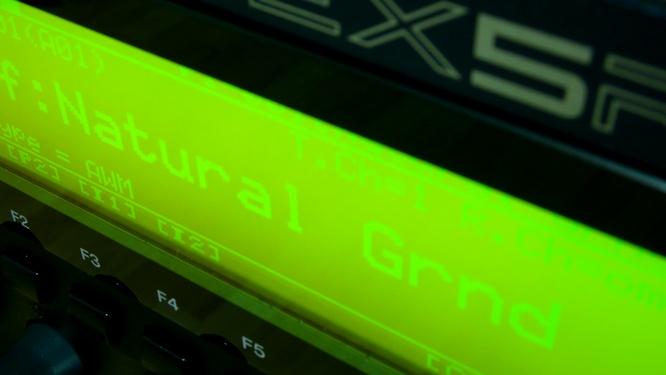 Yamaha EX5R by deep!sonic January 2009