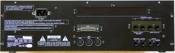 Yamaha EX5R by deep!sonic 05.04.2009