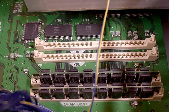 Yamaha EXFLM2 sector101 Rebuild 16MB (2x8MB) by deep!sonic 11.06.2013