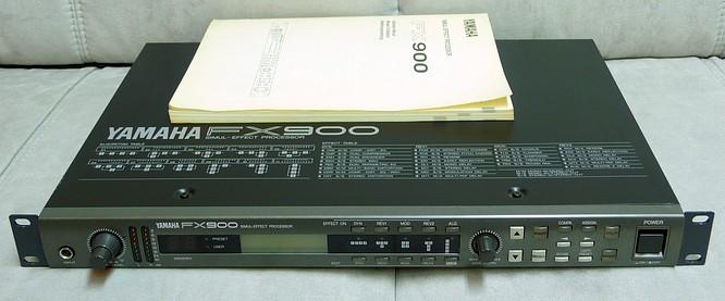 Yamaha FX900 by deep!sonic 17.03.2007