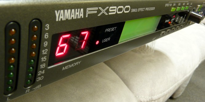Yamaha FX900 by deep!sonic 17.03.2007