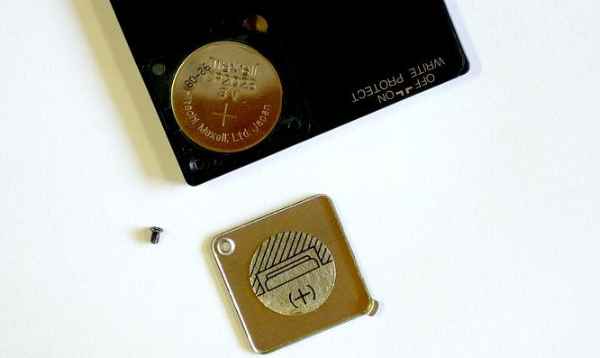 Yamaha MCD64 64Kbyte Ram Card by deep!sonic 26.02.2009