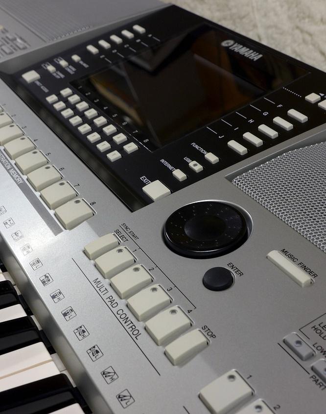 Yamaha PSR-S910 by deep!sonic 29.12.2018