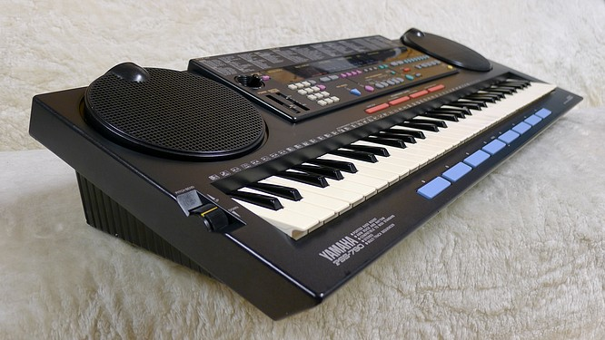 Yamaha PSS-790 by deep!sonic 25.02.2013