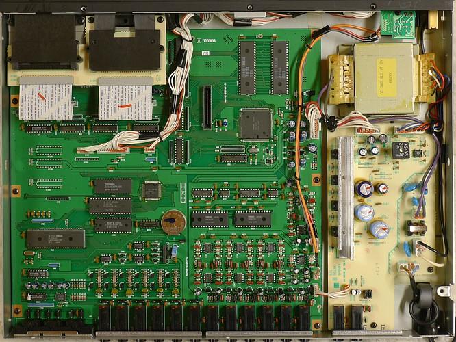 Yamaha RM50 RM-50 by deep!sonic 29.08.2014