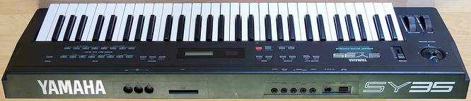 Yamaha SY35 by deep!sonic 02.04.2009