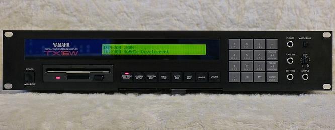 Yamaha TX16W with Typhoon 2000 by deep!sonic 21.08.2013