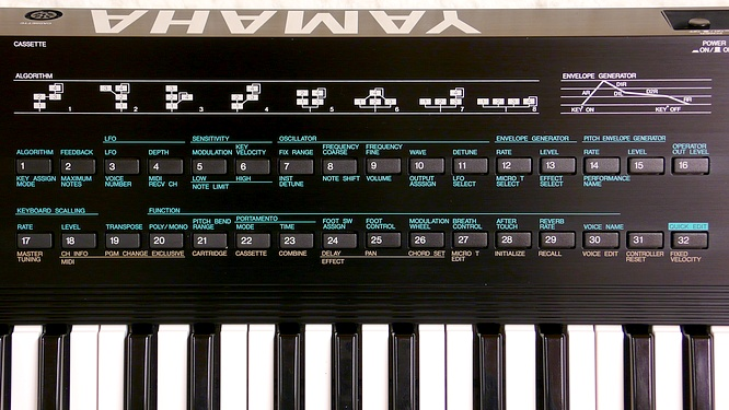 Yamaha V2 (DX11 Japan) by deepsonic 30.07.2009