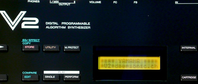 Yamaha V2 (DX11 Japan) by deepsonic 30.07.2009