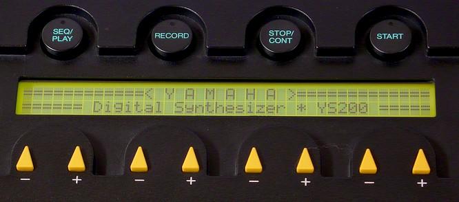 Yamaha YS200 YS-200 by deep!sonic 30.07.2009