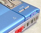 Sony MZ-R50 blue