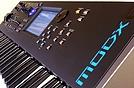 Yamaha MODX6 MODX-6 FM-X AWM2 Synthesizer
