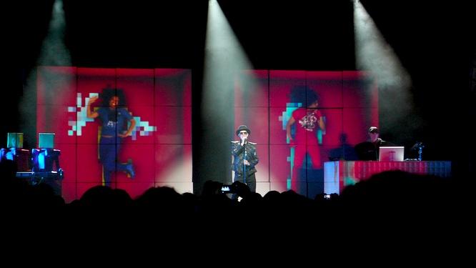 Pet Shop Boys Zurich Maag Musichall 15.06.2009 - by deepsonic.ch