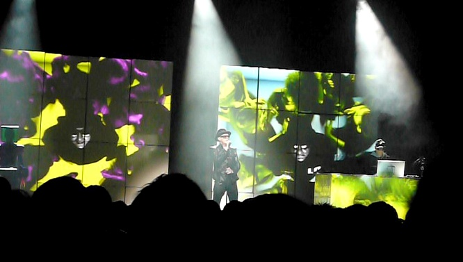Pet Shop Boys Zurich Maag Musichall 15.06.2009 - by deepsonic.ch