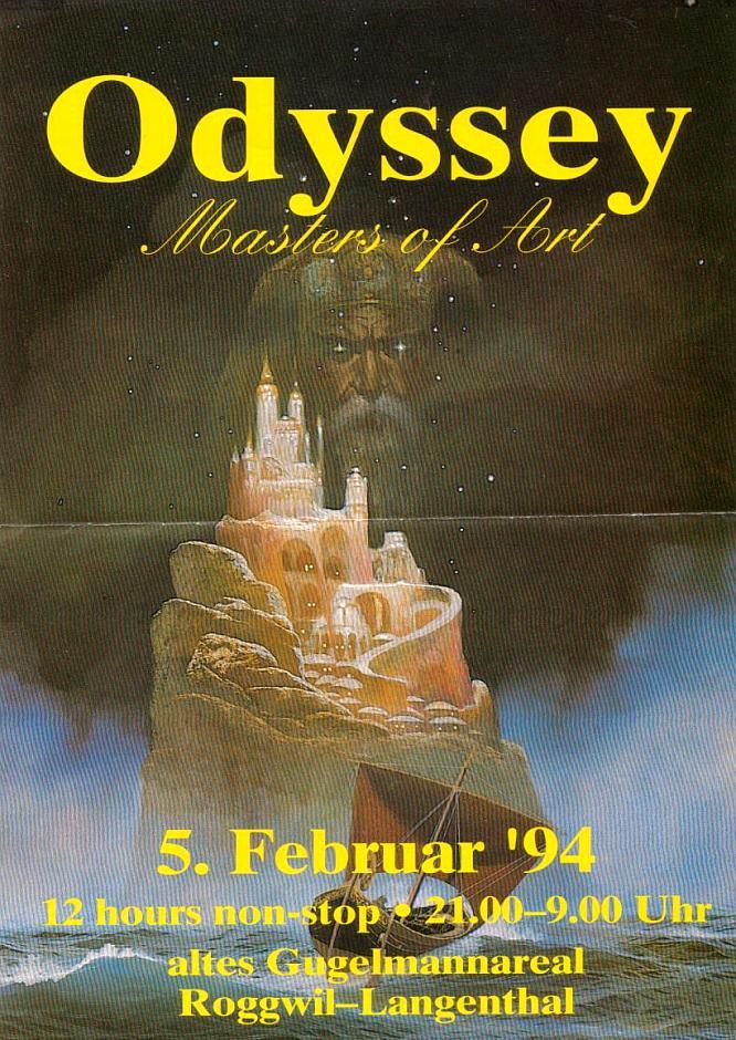 Odyssey in Roggwil, 5.feb.1994
