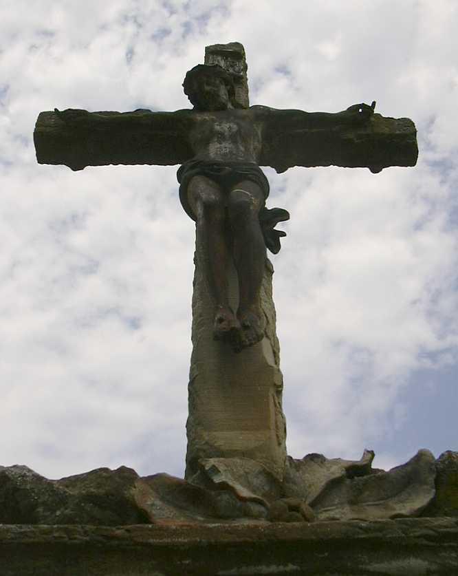Kreuz N�he Mulhouse (F)