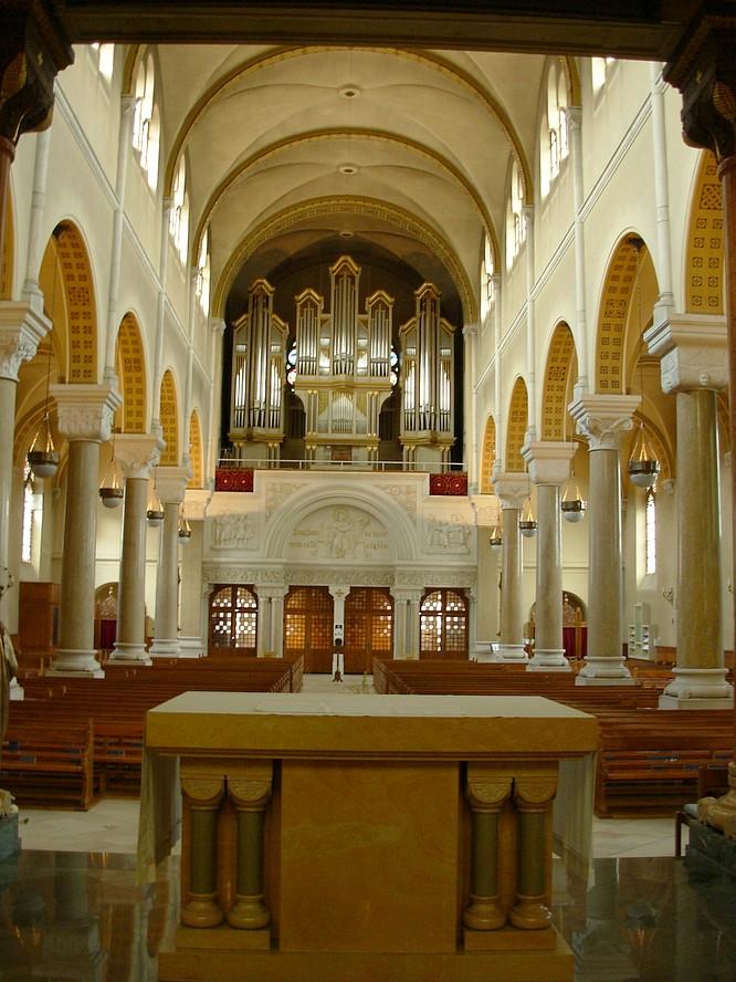 St.Martins Kirche in Olten