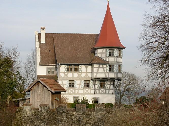 Schloss Wartensee, zwischen Nottwil und Neuenkirch