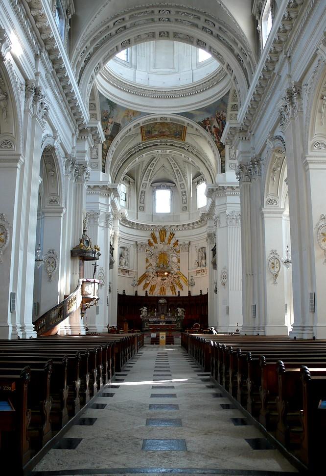 Sankt Ursen Kathedrale Solothurn
