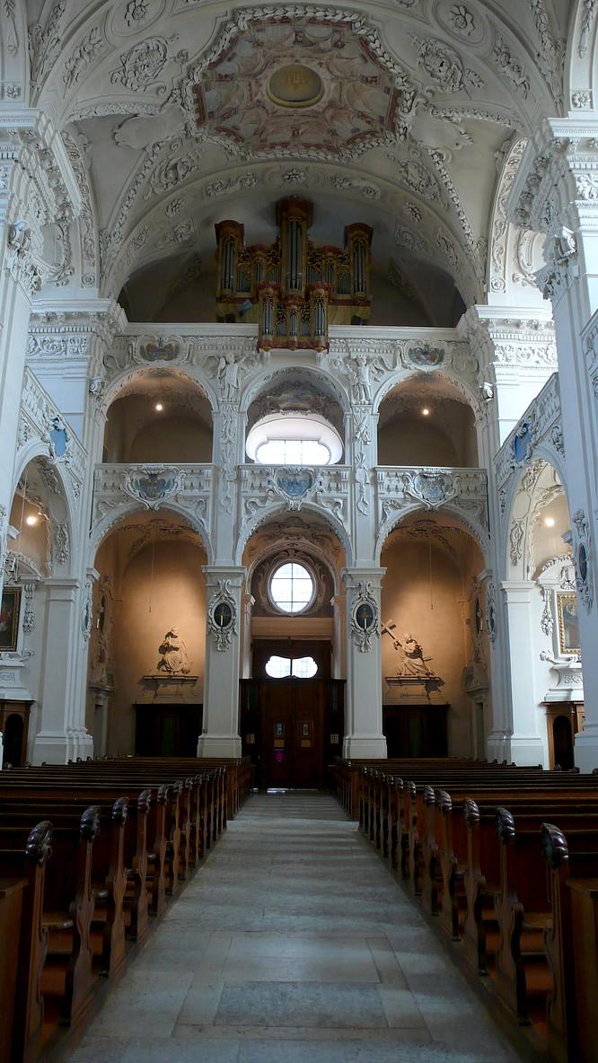 Jesuitenkirche Solothurn
