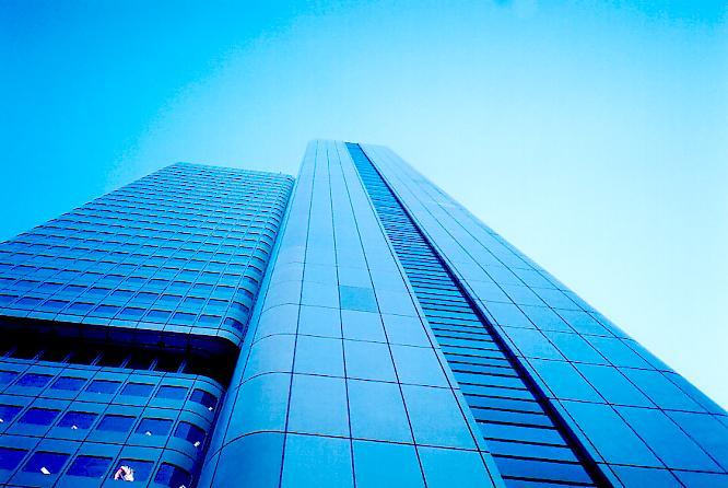 Bankgeb�ude in Frankfurt/Main (D)