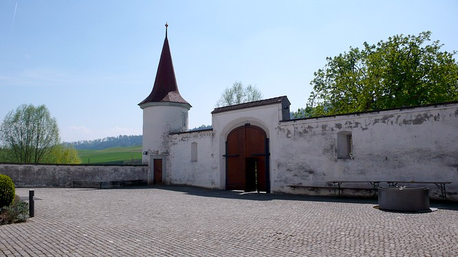 Schloss Wyher in Ettiswil