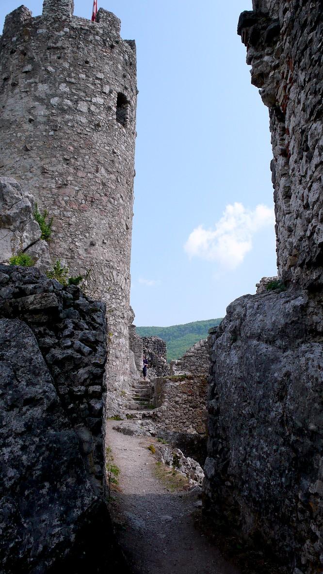 Burgruine Neu Falkenstein bei St.Wolfgang