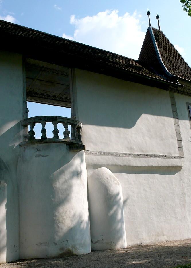 Schloss Waldegg in St.Niklaus-Feldbrunnen