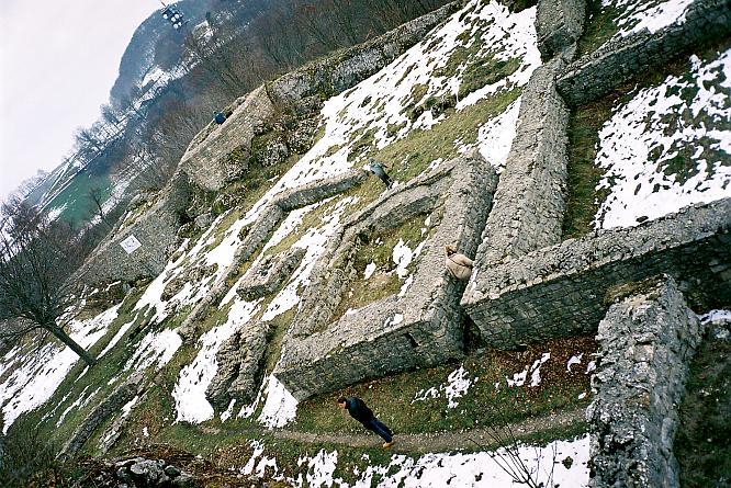 Ruine Froburg N�he Olten