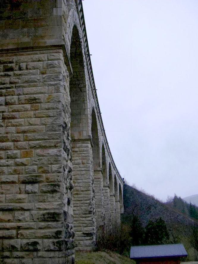 Bahnbr�cke in L�ufelingen