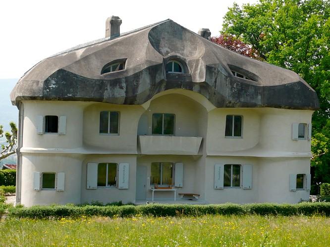 Nebengeb�ude zu Goetheanum in Dornach