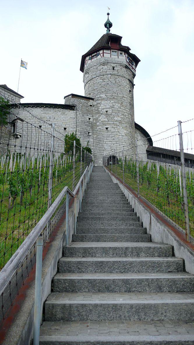 Turm Munot Schaffhausen