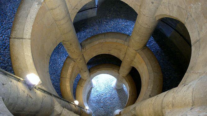 Treppe Munot Schaffhausen