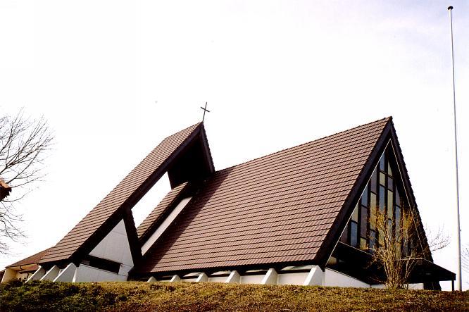 Kirche in Boningen
