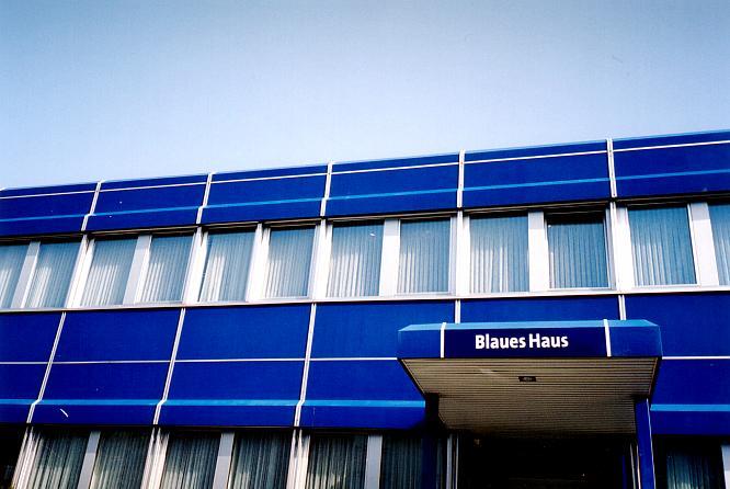 Blaues Haus in Aarburg