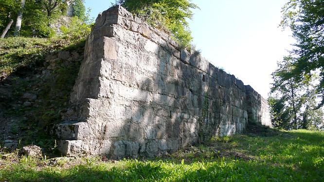 Burg Ferrette (F)