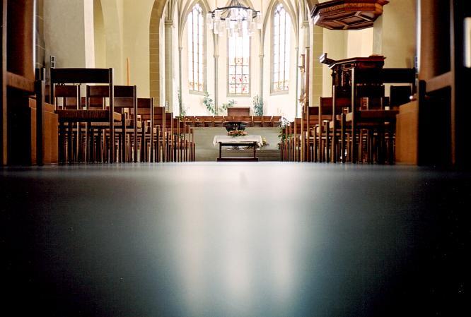 Kirche in Zofingen
