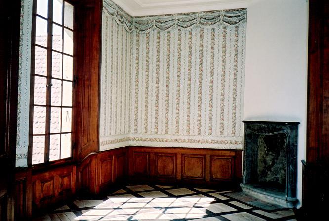 Zimmer im Schloss Hallwil