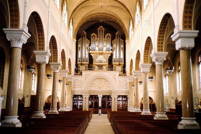 Martins Kirche in Olten