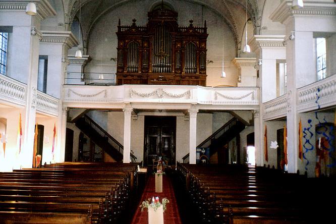 Kirche (Chelest�ge) in Olten
