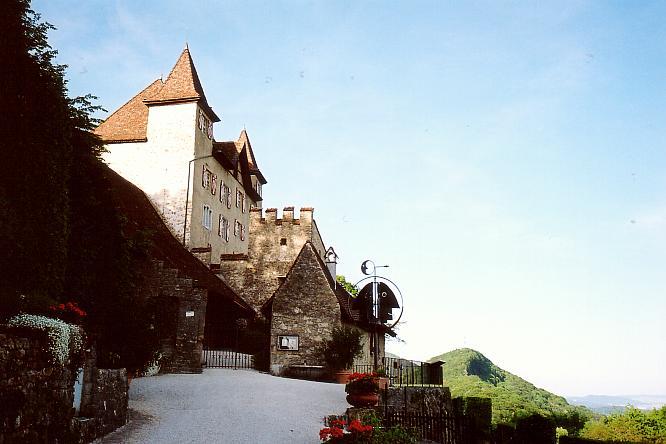 Schloss Wartenfels in Lostorf