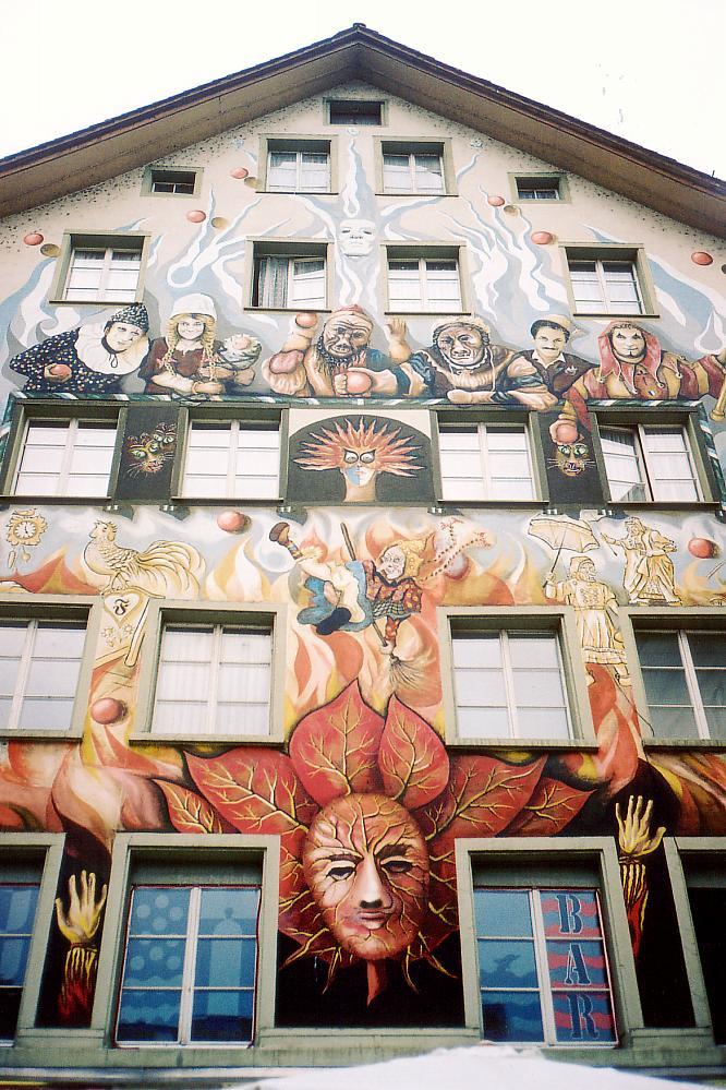 Haus in Luzern