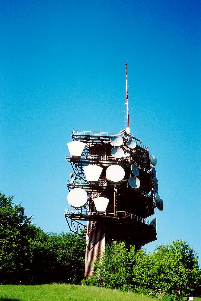 Antenne Froburg N�he Olten