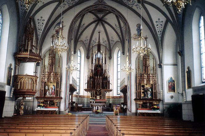 Kirche in Egolzwil