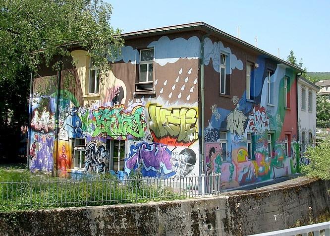 Kulturzentrum F�rbi in Olten