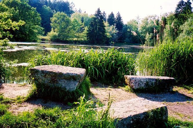 Hinterer See bei Bleienbach