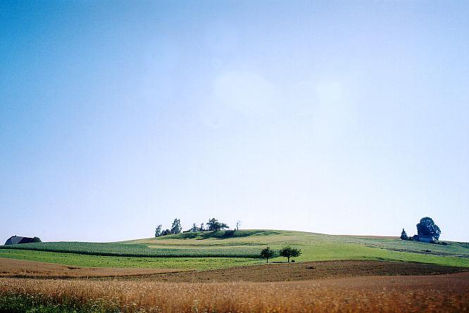 Landschaft in Schalunen