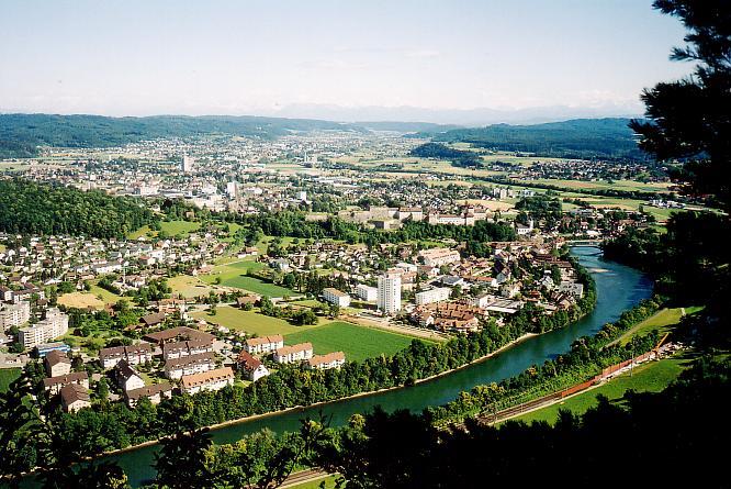 Born bei Aarburg, Sicht S